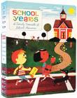 School Years: A Family Keepsake of School Memories (Journal for Kids, Journal for Teens, High School Journal) Cover Image