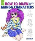 How to Draw Manga Characters: A Beginner's Guide Cover Image