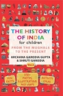 The History Of India For Children Vol 2 Cover Image