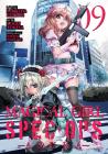 Magical Girl Spec-Ops Asuka Vol. 9 Cover Image