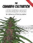 The Cannabis Cultivation Coloring Book Cover Image