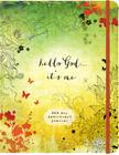Hello God...It's Me: A 365-Day Devotional Journal Cover Image