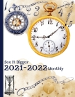 2021-2022 Monthly Planner - 2 Year Calendar Cover Image