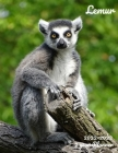 Lemur 2022-2023 2-Year Planner: June-December 2021 Monthly Spread Included 24-Month Calendar Weekly Monthly Agenda Schedule Organizer 2022-2023 Two-Ye Cover Image