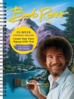 Bob Ross Agenda Undated Calendar Cover Image