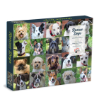 Rescue Dogs 1000 Piece Puzzle Cover Image