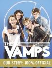 The Vamps: Official Book Cover Image