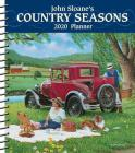 John Sloane's Country Seasons 2020 Monthly/Weekly Planner Calendar Cover Image
