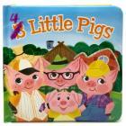 4 Little Pigs (Little Bird Stories) Cover Image