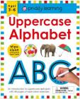 Wipe Clean Workbook: Uppercase Alphabet (enclosed spiral binding): Ages 3-6; wipe-clean with pen & flash cards (Wipe Clean Learning Books) Cover Image