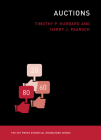 Auctions (MIT Press Essential Knowledge) Cover Image