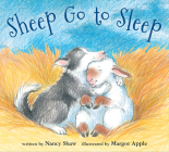 Sheep Go to Sleep (board book) (Sheep in a Jeep) Cover Image
