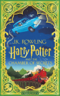 Harry Potter and the Chamber of Secrets (MinaLima Edition) Cover Image
