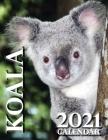 Koala 2021 Calendar Cover Image