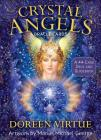 Crystal Angels Oracle Cards: A 44-Card Deck and Guidebook Cover Image