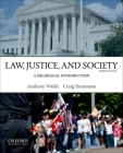 Law, Justice, and Society: A Sociolegal Introduction Cover Image