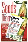 Seeds of Deception & Gmo Trilogy (Book & DVD Bundle) [With CD/DVD] Cover Image