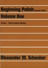 Beginning Polish: Volume 1 (Yale Language Series) Cover Image