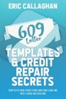 609 Letter Templates & Credit Repair Secrets Cover Image