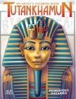 Tutankhamun: An Artist's Coloring Book Cover Image