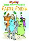 Ittybitty Bible Activity Book Easter Edition: Easter Ittybitty Activity Book for Ages 5-10 (Pk of 6) Cover Image
