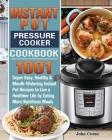 Instant Pot Pressure Cooker Cookbook Cover Image
