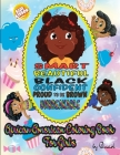 African American Coloring Book For Girls: 25 Positive Affirmations Coloring pages Coloring Book for Young Black Girls Gifts for Black Girls Brown Girl Cover Image