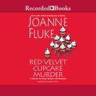 Red Velvet Cupcake Murder (Hannah Swensen Mysteries #16) Cover Image