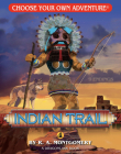 Indian Trail (Choose Your Own Adventure: Dragonlarks) Cover Image