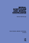 Moral Scepticism and Moral Knowledge Cover Image
