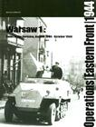Warsaw I: Tanks in the Uprising August 1944-October 1944 Cover Image