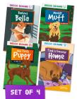 Doggie Daycare Set 2 (Set of 4) Cover Image