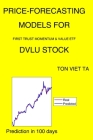 Price-Forecasting Models for First Trust Momentum & Value ETF DVLU Stock Cover Image