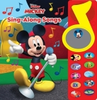 Disney Mickey Mouse Clubhouse: Sing-Along Songs (Play-A-Song) Cover Image