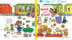 Richard Scarry's Seek and Find! Cover Image
