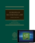 European Securities Law Cover Image