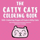 The Catty Cats Coloring Book Cover Image