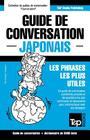 Guide de conversation Français-Japonais et vocabulaire thématique de 3000 mots Cover Image