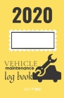 Maintenance Book: Service and Repair Record Book For All Vehicles, Cars, Trucks, Motorcycles and Other Vehicles with Part List and Milea Cover Image