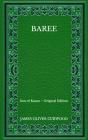 Baree: Son of Kazan - Original Edition Cover Image