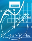 Math Notebook: Grid Paper Notebook Math and Science 120 Sheets Large 8.5 x 11 Quad Ruled 5x5: Grid Paper Notebook Math and Science 11 Cover Image