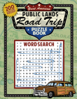 Great American National Parks and Other Public Lands Road Trip Puzzle Book Cover Image