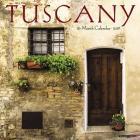 Tuscany 2019 Wall Calendar Cover Image
