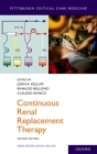 Continuous Renal Replacement Therapy Cover Image