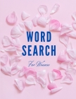 Word Search for Women Cover Image