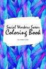 How Social Workers Swear Coloring Book for Adults (6x9 Coloring Book / Activity Book) Cover Image