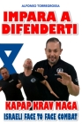 Impara a Difenderti Kapap Krav Magà Cover Image