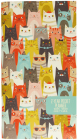 2021-22 Cats 2-Year Pocket Planner (24-Month Calendar) Cover Image