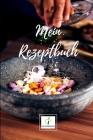 Mein Rezeptbuch: Version: Schale - Rezeptbuch zum Selberschreiben - Endlich dein eigenes Kochbuch selbst schreiben - Perfekte Geschenki Cover Image