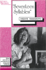 'Seventeen Syllables': Hisaye Yamamoto (Women Writers: Texts and Contexts) Cover Image